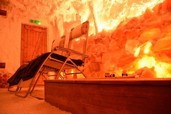 Kaisers Grotte in Lingen-Bramsche – Innenansicht Grotte