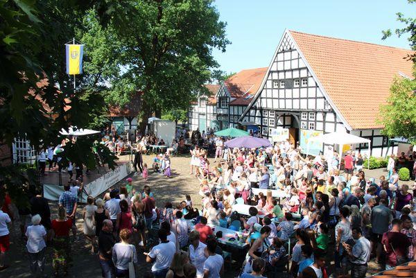 Bürgerbegegnungszentrum Wöhlehof, Feierlichkeiten in Spelle