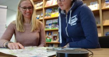 Amazon-Sprachassistent macht Lust auf Emsland-Urlaub