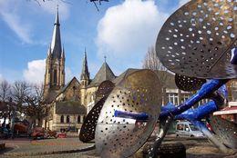 Morgentaubrunnen in Emsdetten