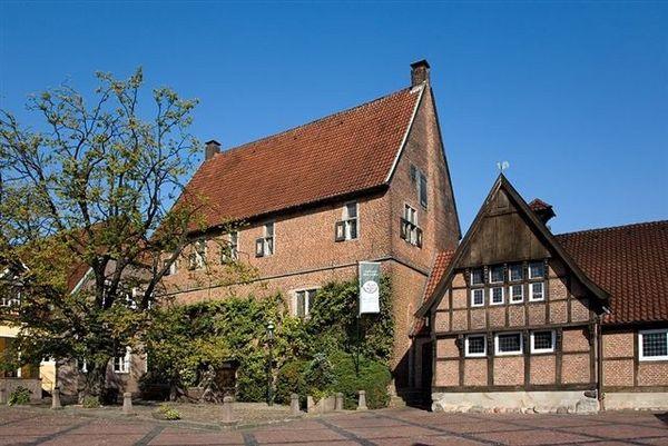 Der Westerholtsche Burgmannshof in Haselünne