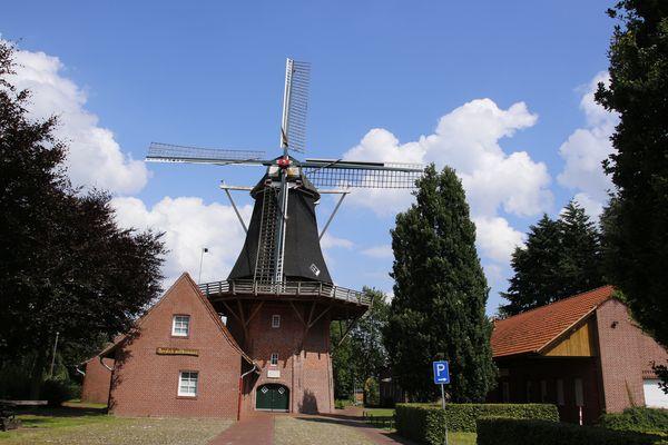 Kreutzmanns Mühle in Werlte