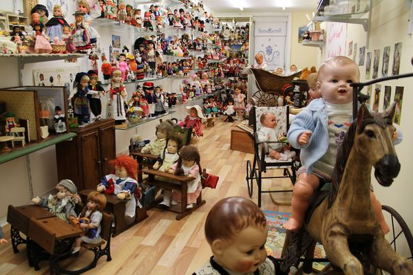 Puppenmuseum im Bürgerhaus Alte Schule in Niederlangen