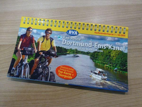 Rad-Route Dortmund-Ems-Kanal - Titelbild vom Spiralo 2011