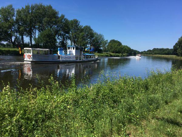 Klingende Ems - Genuss am Fluss mit geführten Radtouren und musikalischer Begleitung
