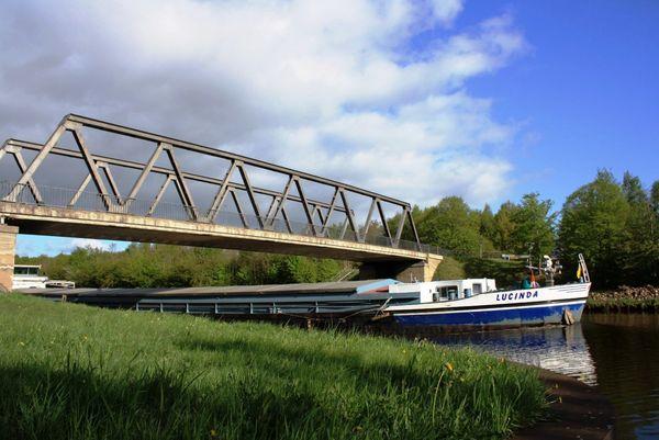 Küstenkanalbrücke in Esterwegen