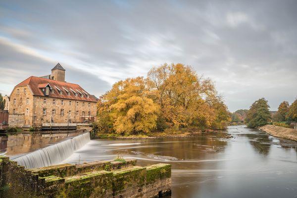 Emswehr in Rheine