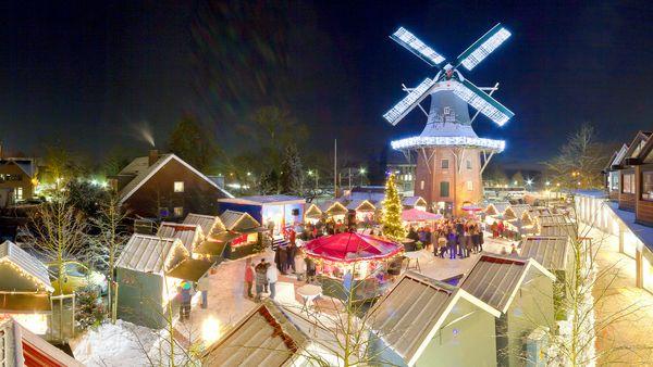 Weihnachtsmarkt in Papenburg
