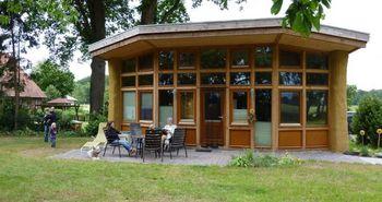 Naturhaus Sokrates auf dem Schulten-Hof in Meppen