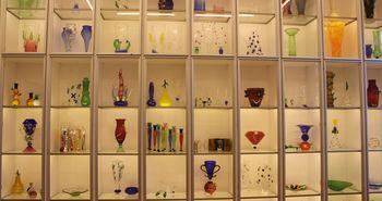 Glaskunst von Wolfgang Pohl - Ausstellung im Emslandmuseum Schloss Clemenswerth
