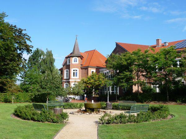 Rathaus in Lengerich