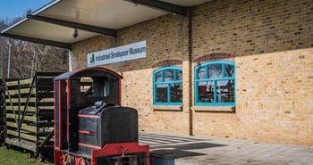 Industrieel Smalspoor Museum in Erica (Niederlande)