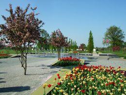Gartenschaupark Rietberg - Eingang Nord