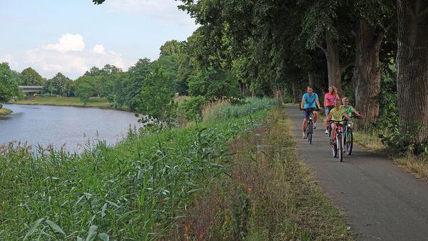 Familienausflug im Emsland – Radtour entlang Dortmund-Ems-Kanal