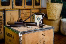 Bünting Teemuseum in Leer - Teekisten