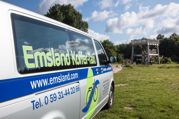 Emsland-Koffer-Taxi - Gepäcktranser-Service im Emsland