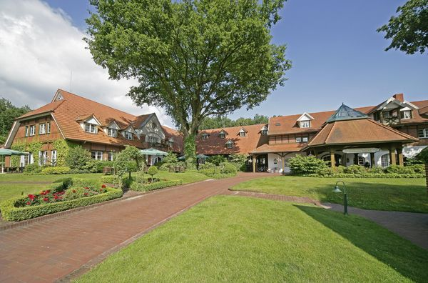 Romantik Hotel Aselager Mühle in Herzlake - Frontansicht